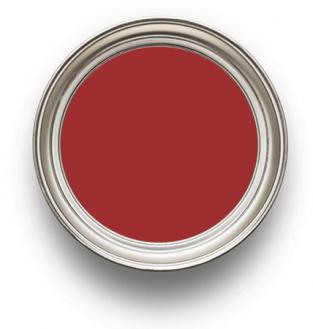 Sanderson Paint Bengal Red