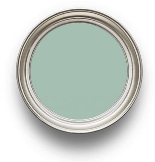 Sanderson Paint Blue Clay
