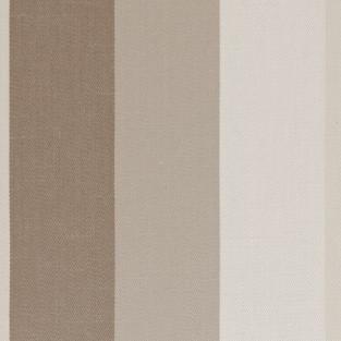 Clarke and Clarke Lawn Stripe Natural Fabric