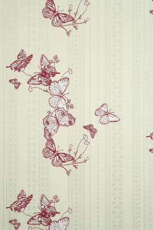 Barneby Gates Bugs & Butterflies Wallpaper
