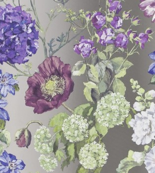 Designers Guild Alexandria Amethyst Wallpaper