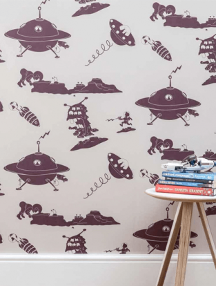 PaperBoy Final Frontier  Wallpaper