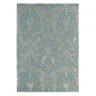 Morris and Co Autumn Flowers Rug